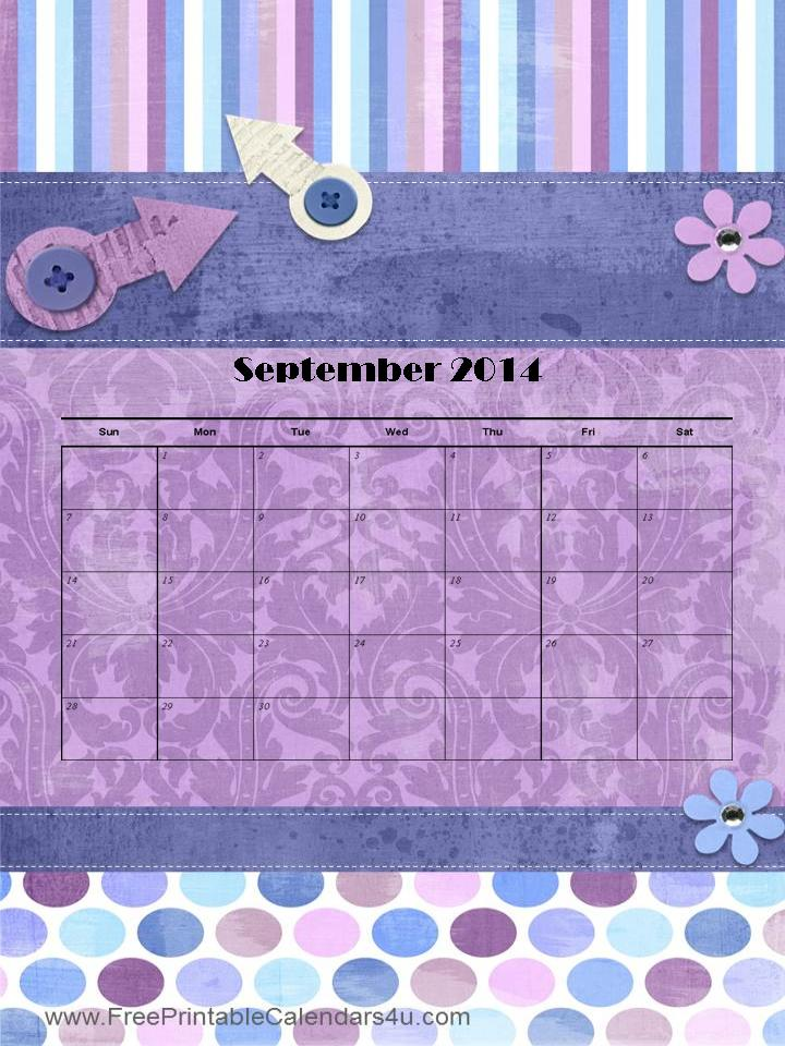 Blank Calendars 2013 And 2014/page/2 | New Calendar Template Site