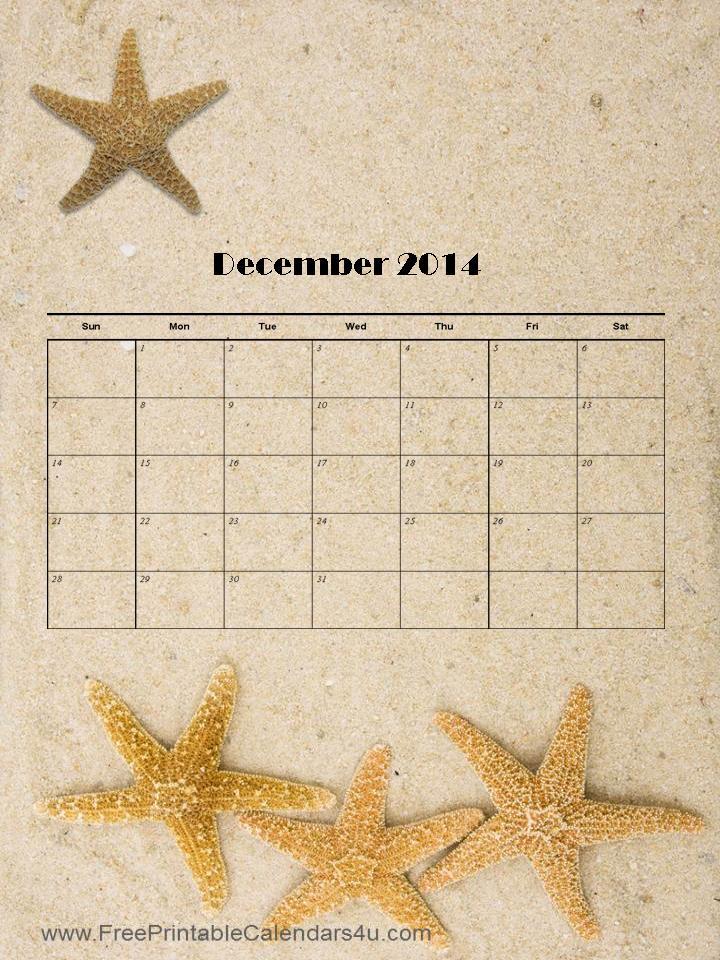 720 x 960 jpeg 143kB, December 2014 Printable Calendar Christmas/page ...